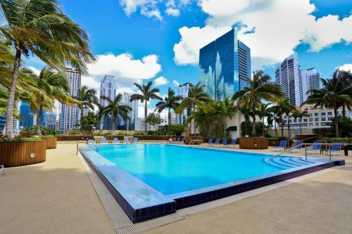 Hotel Brickell Apartments At One Broadway