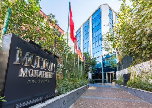 Istanbul Molton Monapart Mecidiyekoy adres