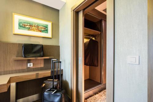 Avantgarde Hotel Levent Люкс Residential с гидромассажной ванной и паровой баней
