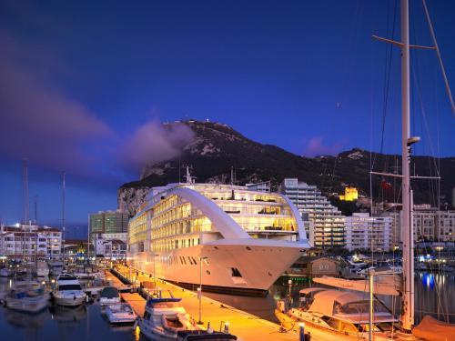 Ocean Village, GX111AA, Gibraltar.