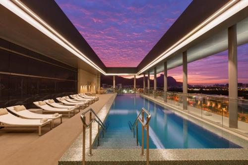 Foto de Hilton Barra Rio de Janeiro