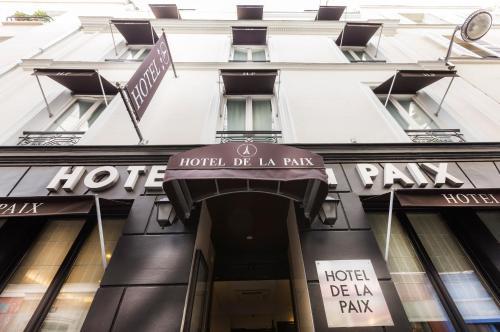 Hotel de la Paix Tour Eiffel photo 4