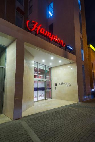Hampton by Hilton Bogota Usaquen in Bogotá
