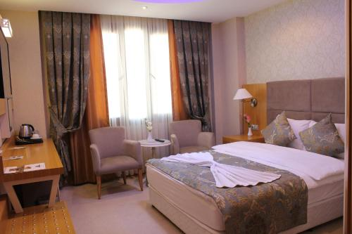 Adana Yukselhan Hotel 룸 사진