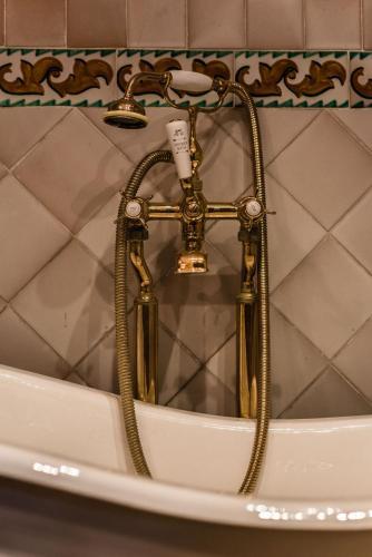 Habitación Doble con bañera Hotel Villa Retiro 26