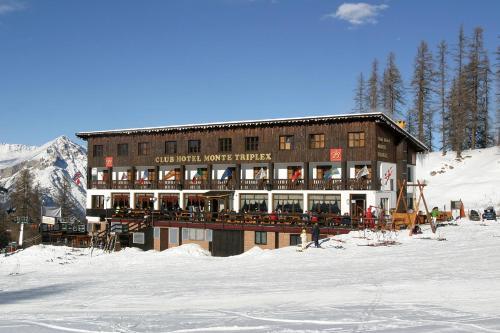 Hotel Monte Triplex - Sauze d'Oulx