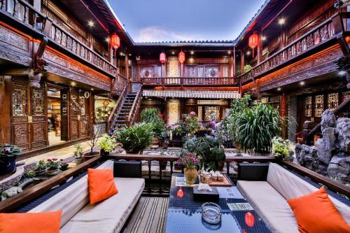 . Lijiang He Mu Ju Family Inn