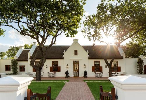 12 Huguenot Road, Franschhoek, South Africa.