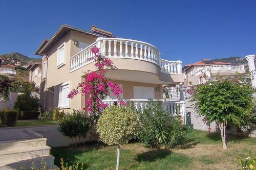 Alanya Tepe Villa Resort 1614