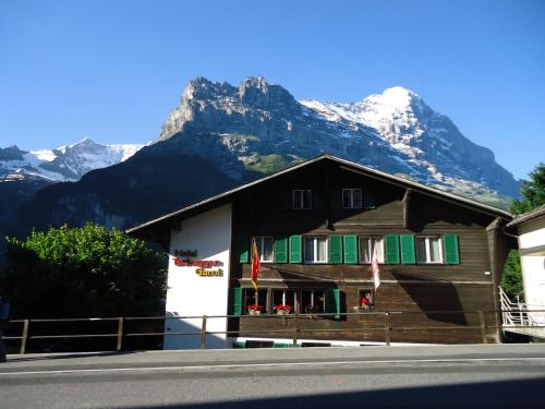 Tschuggen Apartment - No Kitchen Grindelwald
