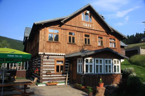 Accommodation in Jihočeský