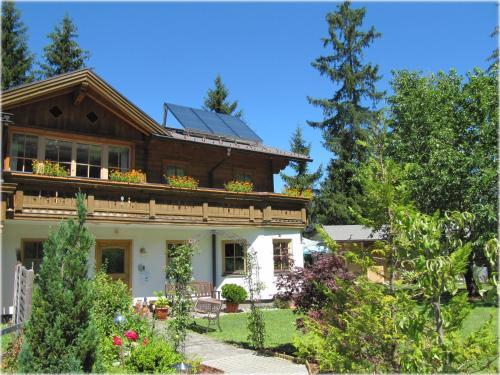 Landhaus Hinteregg Apartment