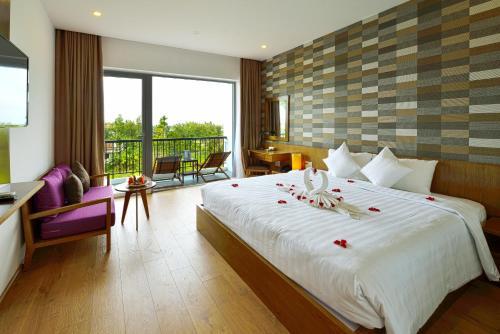 Aurora Riverside Hotel Zimmerfotos