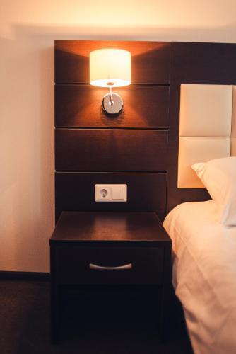 Отель Островский Улучшенный двухместный номер с 1 кроватью