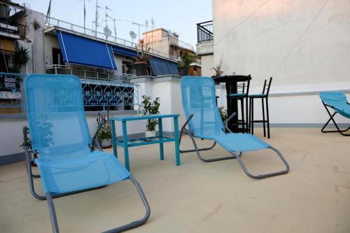 Chameleon Youth Hostel – Athens 4