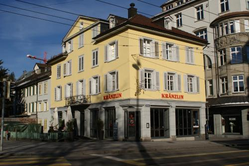 Kränzlin Hotel, Hotel in St. Gallen