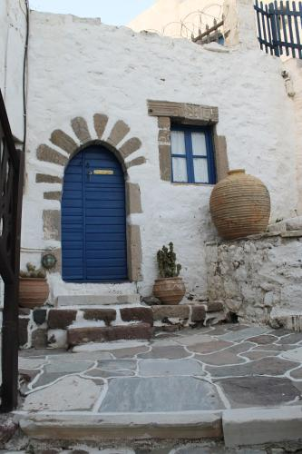 Traditional One-Bedroom Apartment with Sea View (4 Adults) - Tilemachus