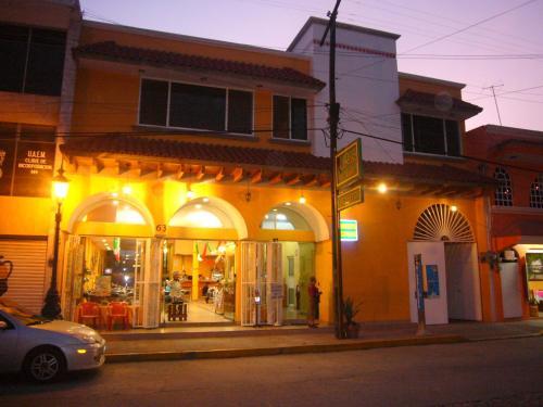 . Casa de Huéspedes La Rosa