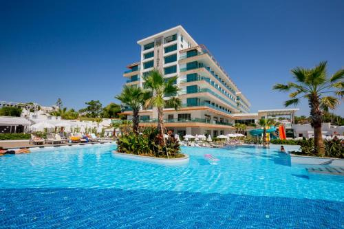Side Side Sungate Hotel - All Inclusive adres