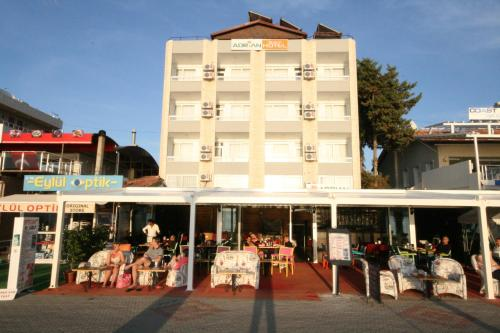 Fethiye Adrian Beach Hotel tatil