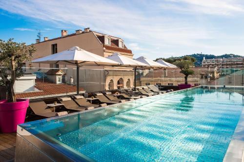 Five Seas Hotel - Hôtel - Cannes