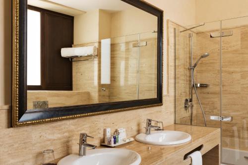 Junior Suite mit Whirlpool Hotel Casa 1800 Sevilla 14