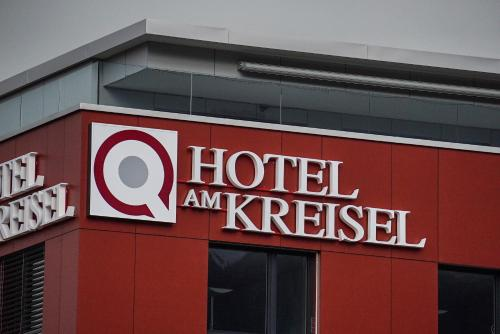 . Hotel am Kreisel: Self-Service Check-In Hotel