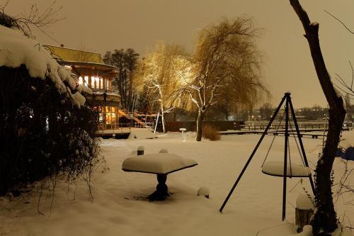 Seminar- und Gästehaus Flussbad Gartenstrasse photo 3