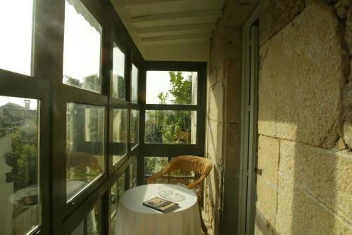 Habitación Doble - 1 o 2 camas Pazo Cibrán 18