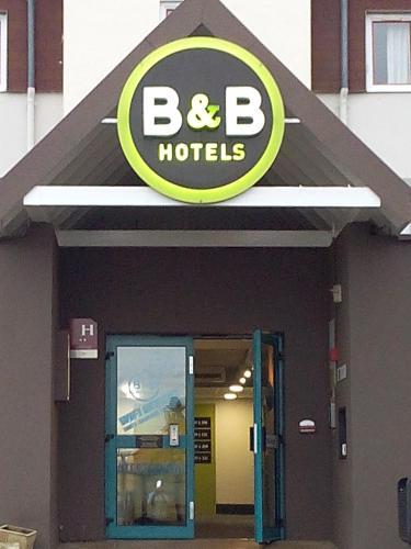 . B&B Hôtel LE MANS Nord 1