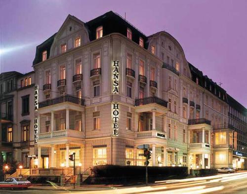 . Star-Apart Hansa Hotel