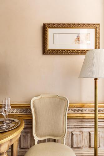 Habitación Premium con patio Hotel Casa 1800 Sevilla 23