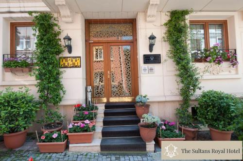 Istanbul Sultans Royal Hotel harita