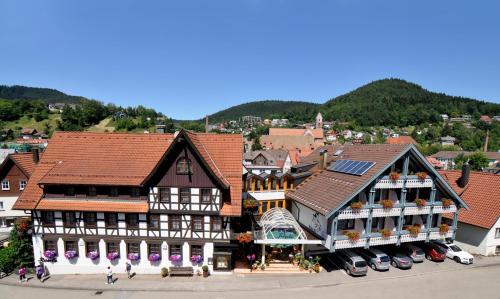 Accommodation in Alpirsbach