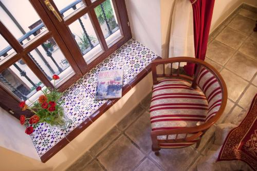 Double Room - single occupancy Hotel Rural Masía la Mota 19