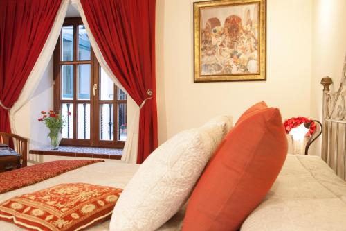 Double Room - single occupancy Hotel Rural Masía la Mota 13