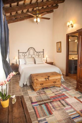 Superior Doppelzimmer - Einzelnutzung Hotel Rural Masía la Mota 7
