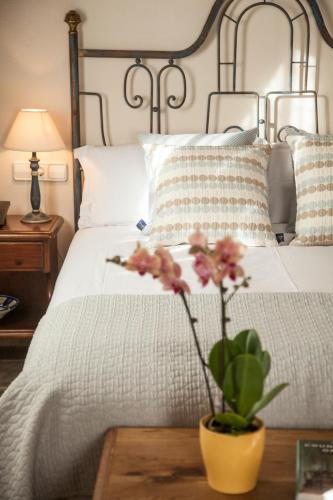 Habitación Doble Superior - Uso individual Hotel Rural Masía la Mota 10