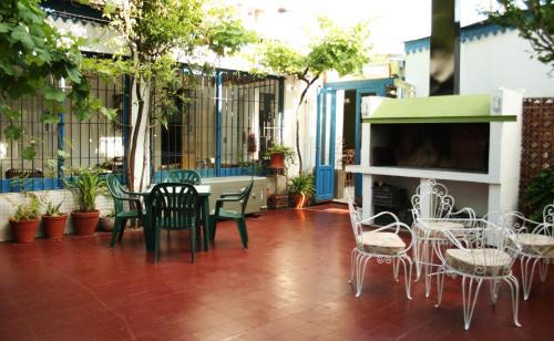 Фото отеля Antonieta Hostel