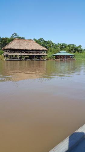 . Cabaña Flotante Kurupira