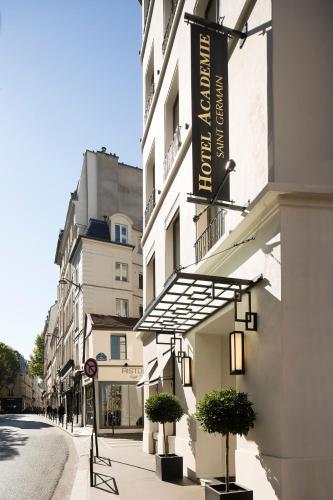 Académie Hôtel Saint Germain photo 19