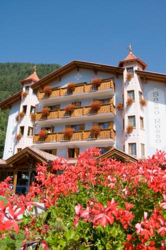 Hotel Sasso Rosso - Commezzadura