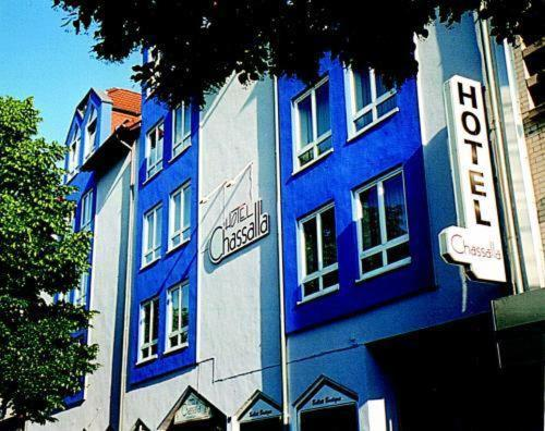 . Hotel Chassalla