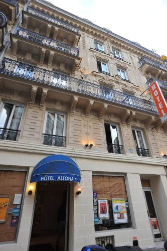 Altona - Hôtel - Paris