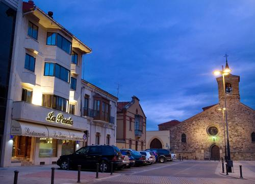 . Hotel Restaurante La Peseta