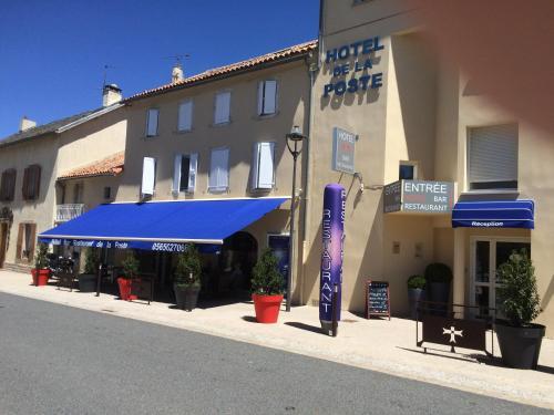 . Hôtel de La Poste