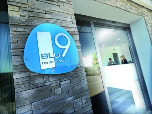 . Blu9 Hotel