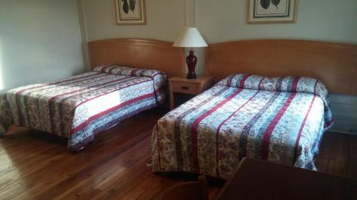 Single Room with Two Queen Beds - Non - Smoking