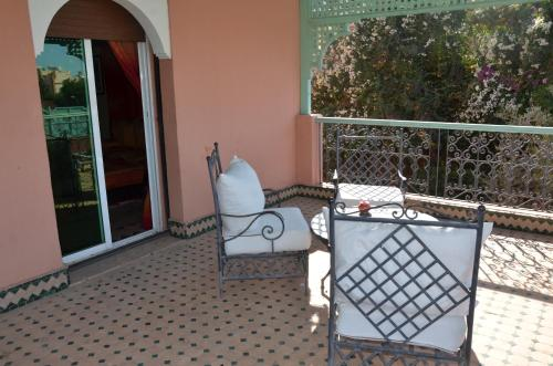 Deluxe Tweepersoonskamer met Balkon (Deluxe Double Room with Balcony)