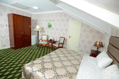 Camera Matrimoniale Deluxe (2 Adulti + 1 Bambino)  (Deluxe Double Room (2 Adults + 1 Child))